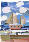 Sail Away by craig askew, Giclee Print