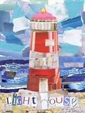 The Lighthouse III by craig askew, Giclee Print