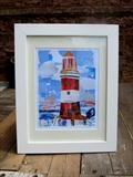 the Lighthouse by craig askew, Giclee Print