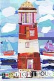 the lighthouse II by craig askew, Giclee Print